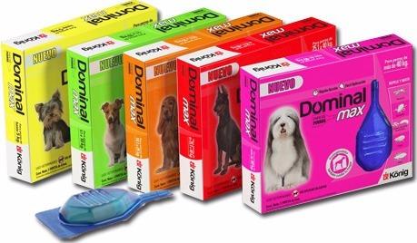 * pipeta dominal max contra pulgas para perros