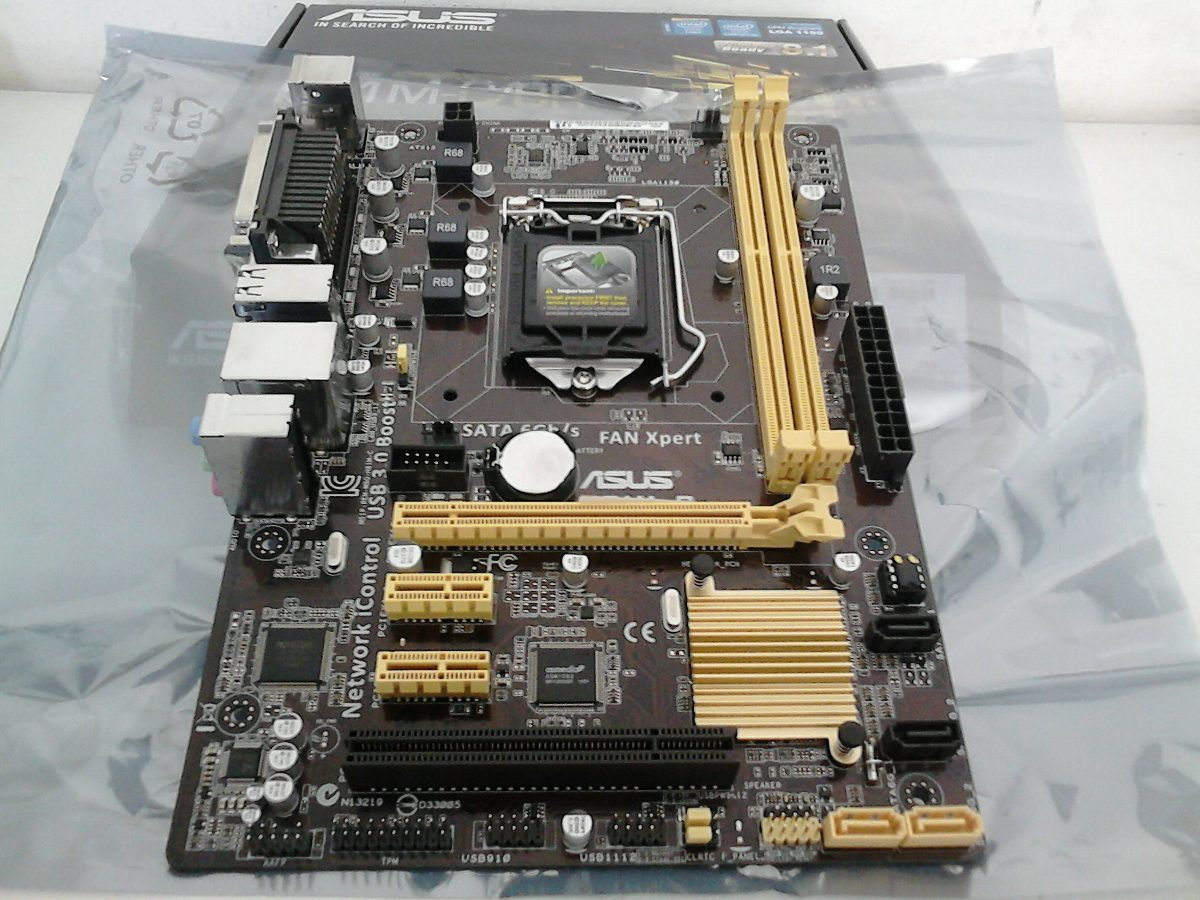 Asus H81M-C/BR Driver for Mac