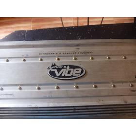 Planta Lanzar Vibe 261 Bridgeable 2 Channel 2400 Watts