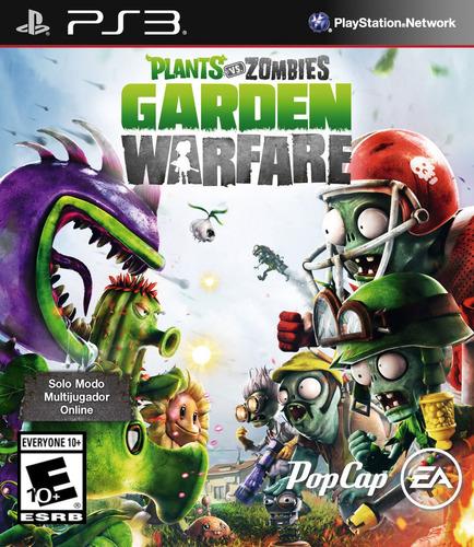 ..:: plants vs zombies: garden warfare ::.. para ps3