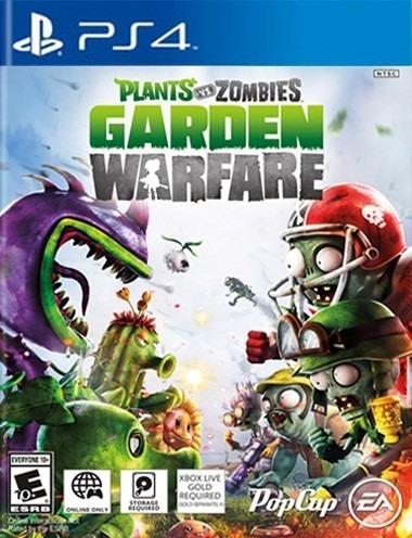 Plants Vs Zombies Garden Warfare Para Ps4 Bsg 499 00 En