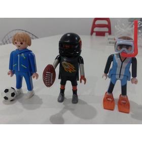 Playmobil - Deportes Futbol Americano- Buceo - A Elegir C/u