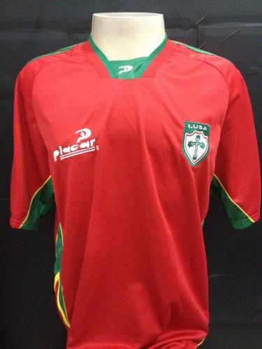 * portuguesa #13 - usada em jogo - anos 90 *