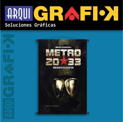 .: posters - banners de juegos :. metro 2033