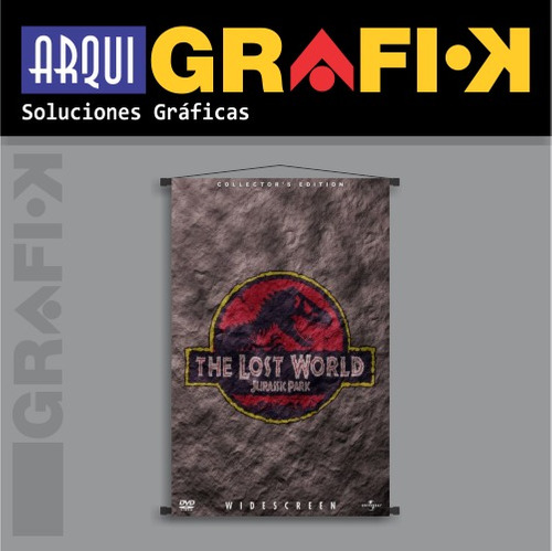 ..:: posters - banners ::.. jurassic park - the lost world