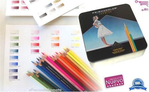 ¡ prismacolor premier 132u caja de lápices colores !
