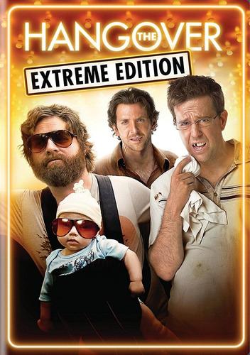 ¿ que paso ayer ? the hangover version extrema pelicula dvd