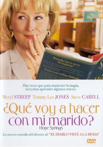 ¿ que voy a hacer con mi marido ? meryl streep pelicula dvd