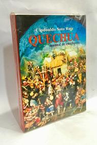 Ruiz Quechua Soto De Manual Clodoaldo LSpGqzMUV