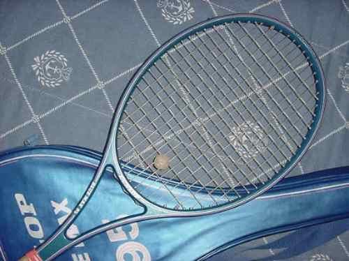 * raridade raquete dunlop blue max 95 - l3 4 3/8
