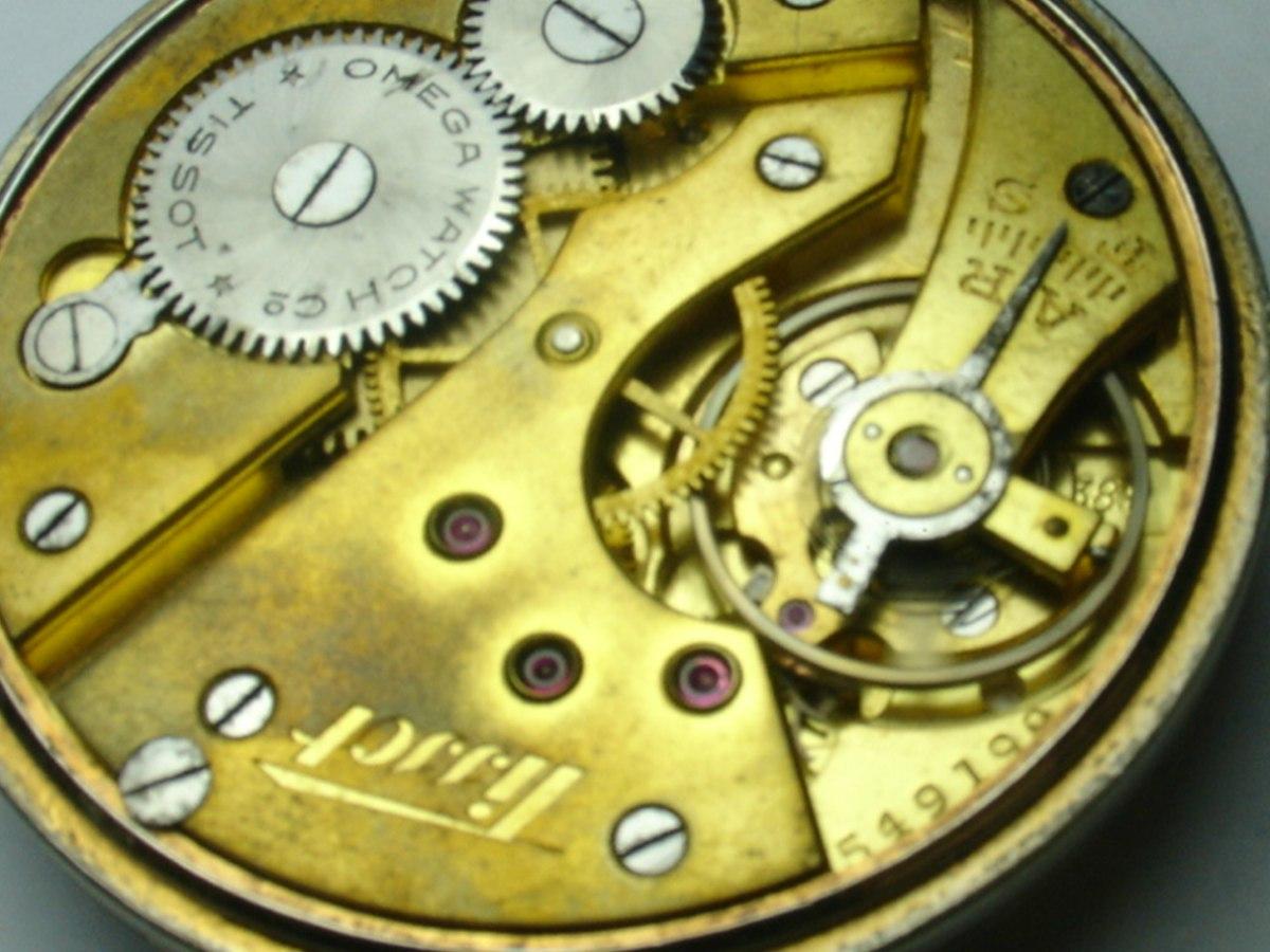 3eeb7be04a7 relógio de bolso 12   omega watch co tissot made in swiss. Carregando zoom.