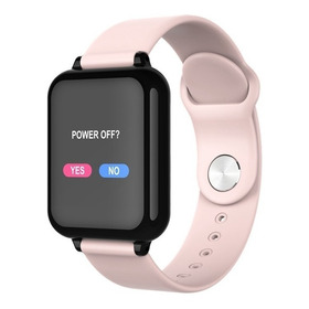 Relogio Pulso Bluetooth iPhone Android Ios Inteligente