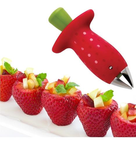 ¡ removedor d tallo fresas despitonador tomate vegetales !!