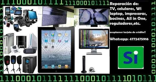 ¡¡¡¡ reparación de tv's !!!!