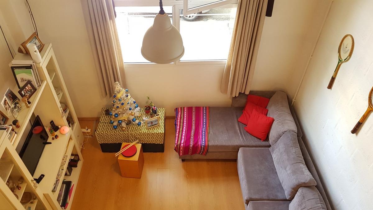 - reservado - loft. 2 ambientes
