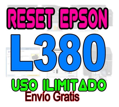 ++ reset original almohadillas  l380 repara almohadilla