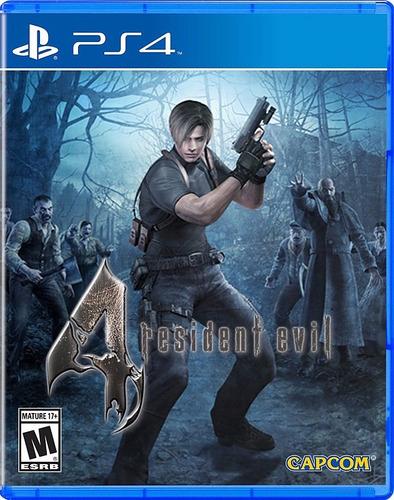 ..:: resident evil 4  ::.. para playstation 4 en start games