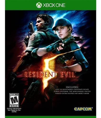 ..:: resident evil 5  ::.. para xbox one en start games