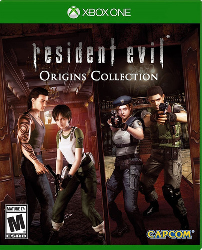 ..:: resident evil origins collection ::.. xbox one game cen