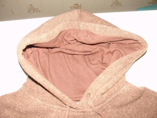 = roupa lote 158 poncho marrom bordado tamanho m tyrol