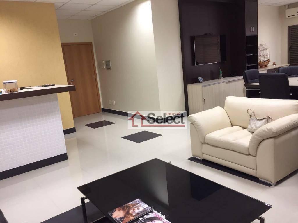 # sala comercial em andar médio de frente para rua alegre, totalmente pronta e mobiliada. - sa0236