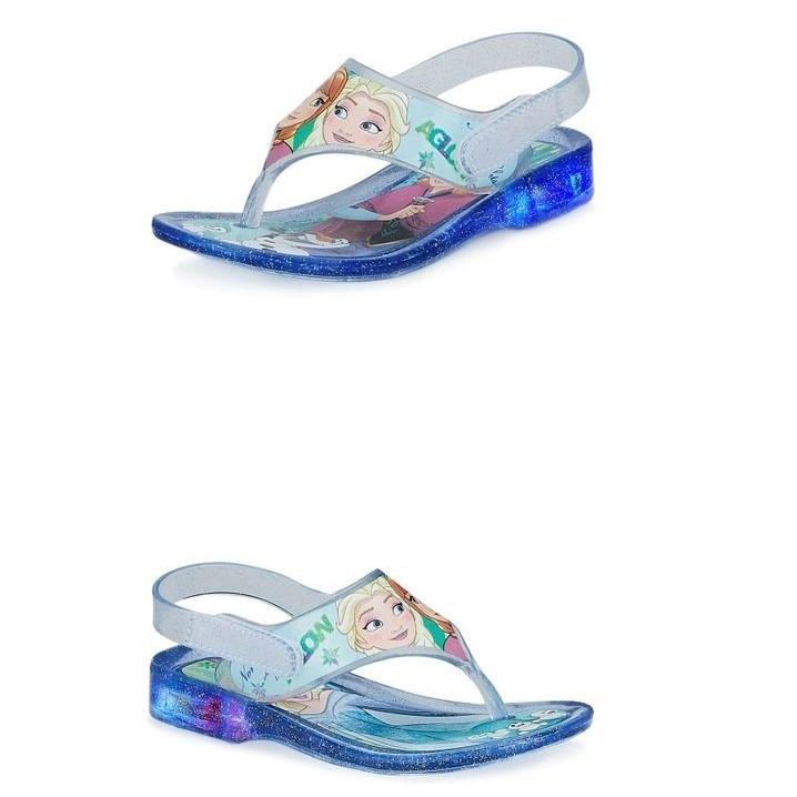 7a4390d00 Sandalia Disney Frozen Niña Con Luces En La Suela 2492926 -   325.00 ...