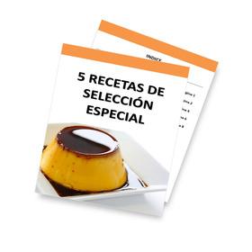 ~ Selección Especial De Postres ~ 5 Recetas