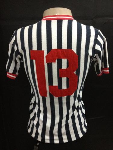 * seleção paulista #13 - usada em jogo - anos 70 *