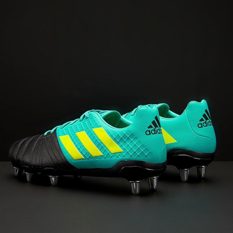 best sneakers 4eb75 afff7 sin stock !! botines adidas kakari elite sg black aqua