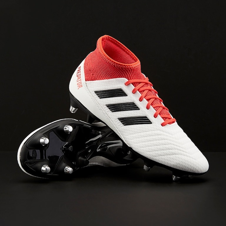 ... coupon code for sin stock botines adidas predator 18.3 sg white 9d18f  d19a0 4cf52e98e99ba