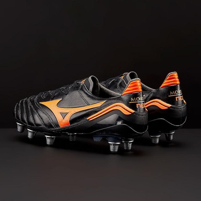 big sale ce797 3b3bd ¡¡ Sin Stock !! Botines Mizuno Morelia Neo Ii Si Sg Rugby