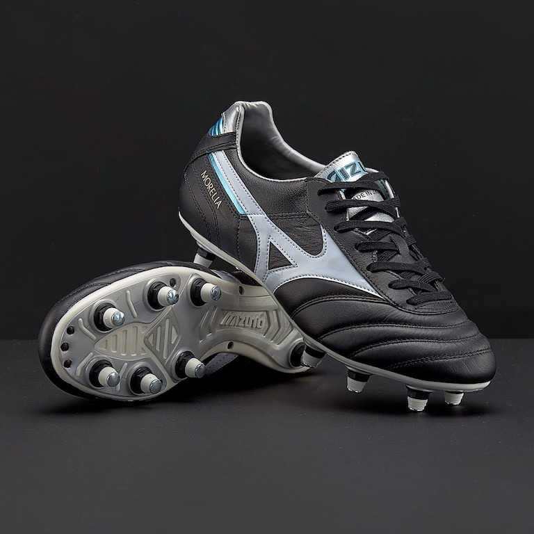 finest selection 461a1 1702b ¡ Sin Stock ! Botines Mizuno Morelia Sg Made In Japan Black