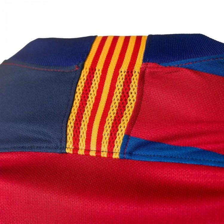 marca famosa más baratas nueva colección ¡ Sin Stock ! Camiseta Futbol Barcelona 20 Aniversario Nike