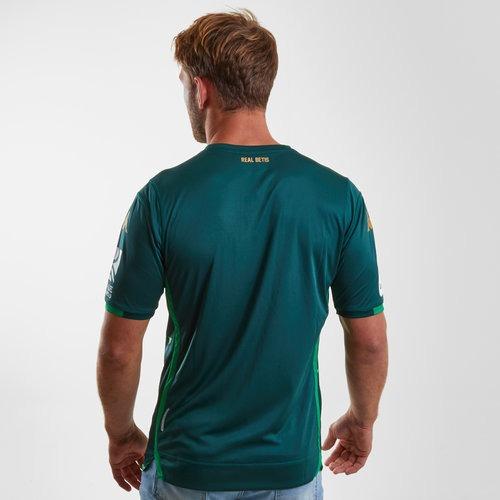 b03c16344e4b2 Sin Stock !! Camiseta Futbol Betis 2018 19 -   5.800