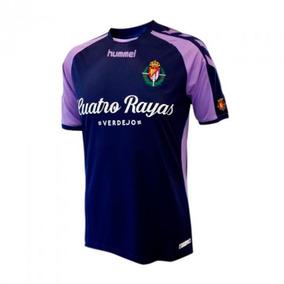 4bb3d31e4 Camiseta Hummel Del Real Madrid - Camisetas de Adultos Violeta en ...