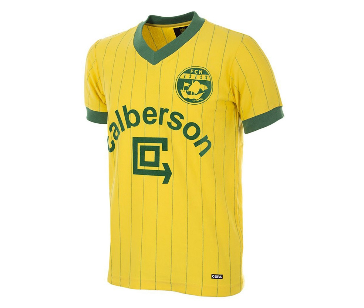 19960dfbf3 Sin Stock !! Camiseta Nantes Retro 1982 Futbol -   5.900