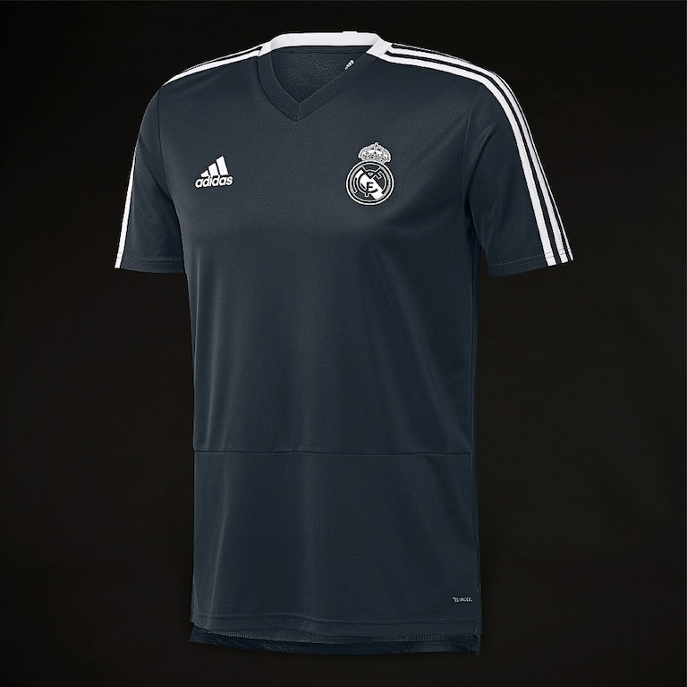 Sin Stock !! Camiseta Real Madrid Entrenamiento 2018 2019 -   5.200 ... 03d80840c76a1
