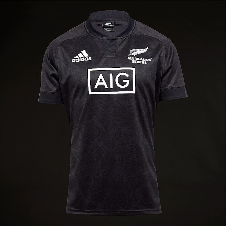 630e1406e2782 Sin Stock !! Camiseta Rugby All Blacks Seven 2019 -   5.800