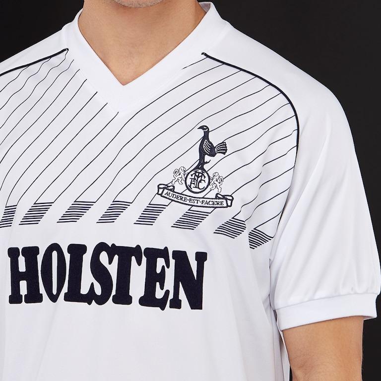 new concept 98195 18a5b ¡¡ Sin Stock !! Camiseta Tottenham Hotspur Retro 1986