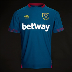 110d6b37fa712 Camiseta West Bromwich - Camisetas de Club internacional en Mercado Libre  Argentina