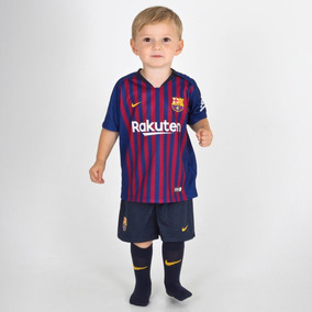 559220088 Conjunto Del Barcelona Para Niños - Fútbol en Mercado Libre Argentina