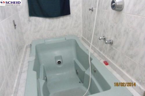 ** sobrado com 03 dormitórios, 01 suíte, 04 banheiros e 02 vagas em 135m²!! ** - mr46329