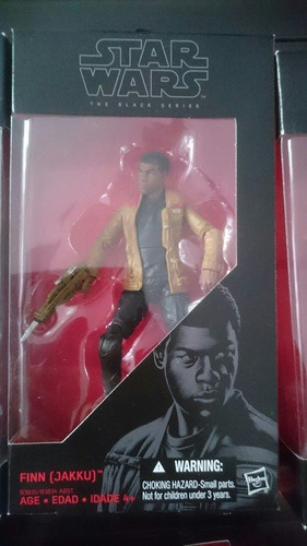 ** star wars finn black series hasbro **