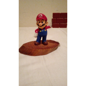 Super Mario Bros Muñeco Figura Altura 6cm
