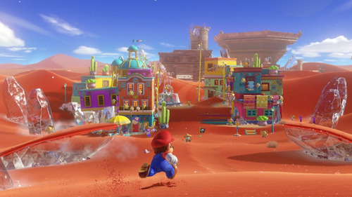 :: super mario odyssey :: para switch a meses sin intereses