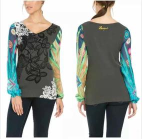 bef187015e0 Sweater Mujer Desigual - Vestuario y Calzado en Mercado Libre Chile