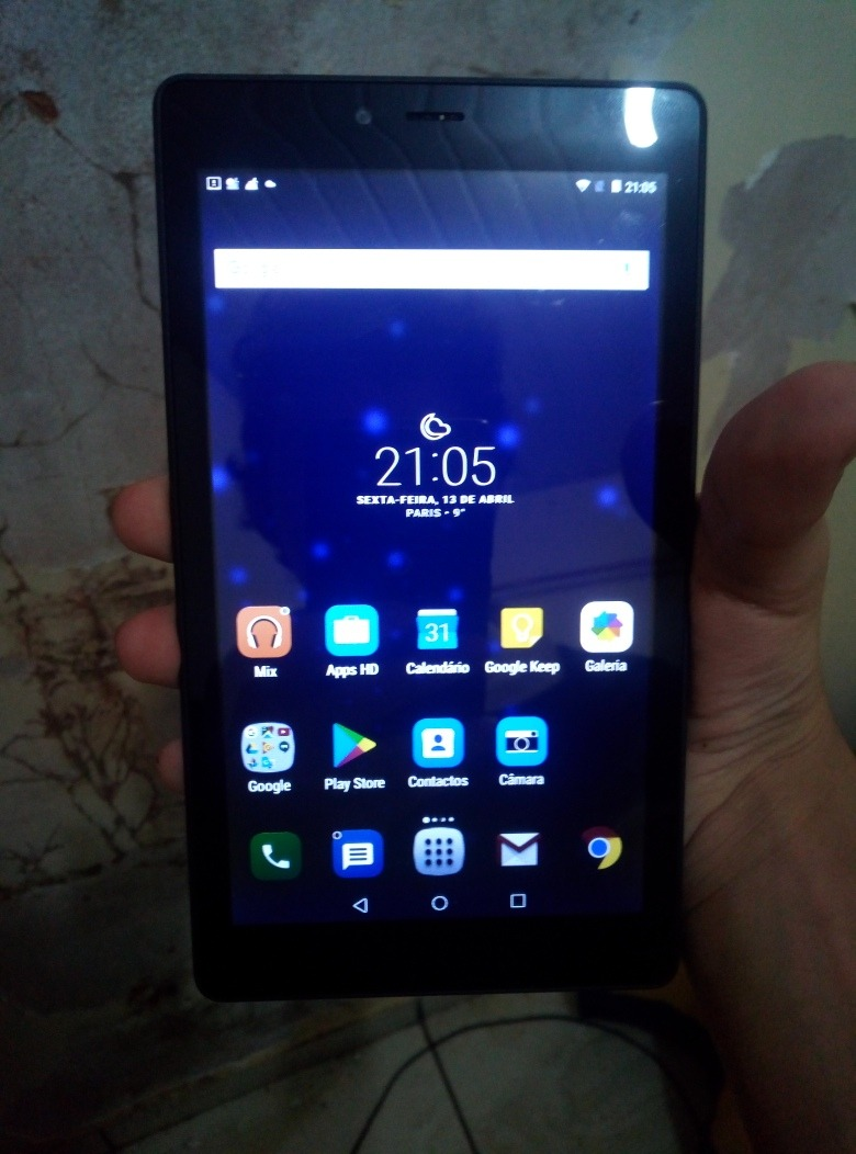-- Tablet Usado Alcatel Pixi 4 9003 Androd 6 0 16gb Wifi