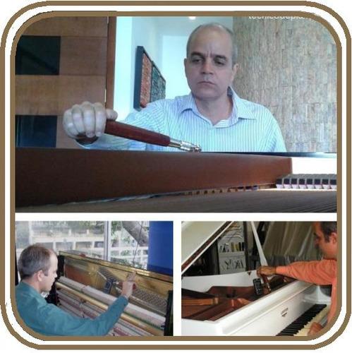 *** técnico y afinador de pianos ***...afinación..reparación