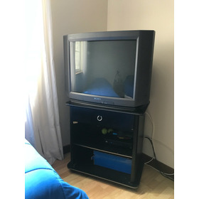Televisor Crt Tubo Sony Trinitron 29' Pulgadas Kv29al40a