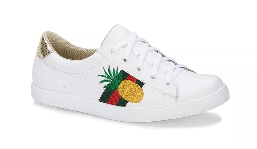 Tenis Piña Parches De 2572826 Sneaker Con Andrea Laterales w6U1xRqZw
